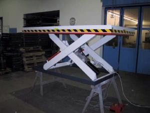 Scissor Lifting Elevators